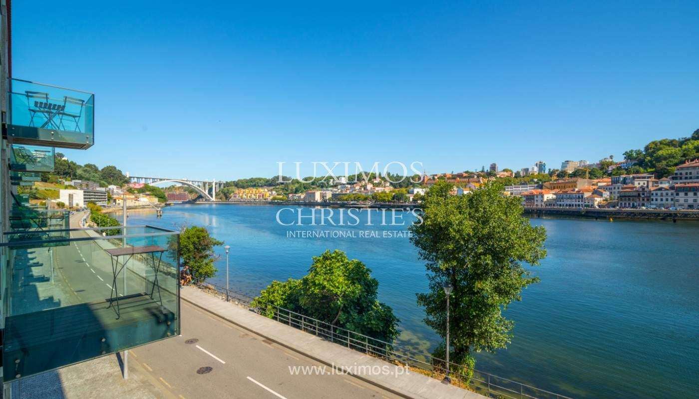 Appartement duplex sur la 1ère ligne de la rivière, V. N. Gaia, Portugal_147564