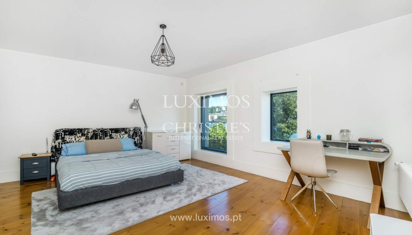 Appartement duplex sur la 1ère ligne de la rivière, V. N. Gaia, Portugal_147565