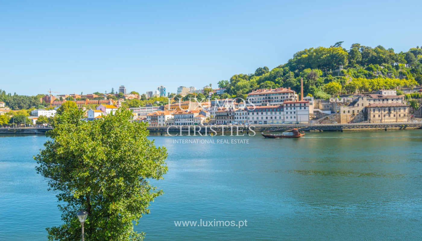 Duplex apartment with river front, V. N. Gaia, Portugal_147566
