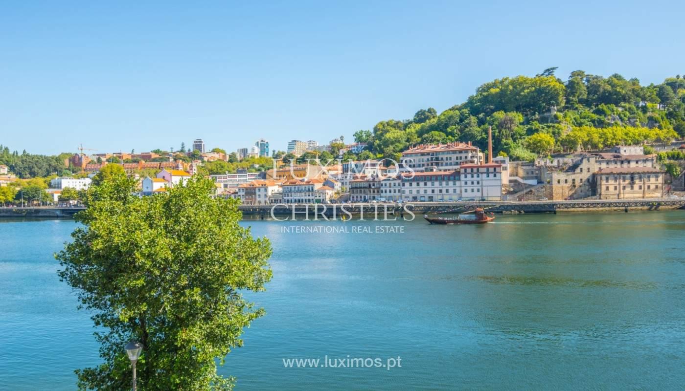 Appartement duplex sur la 1ère ligne de la rivière, V. N. Gaia, Portugal_147566