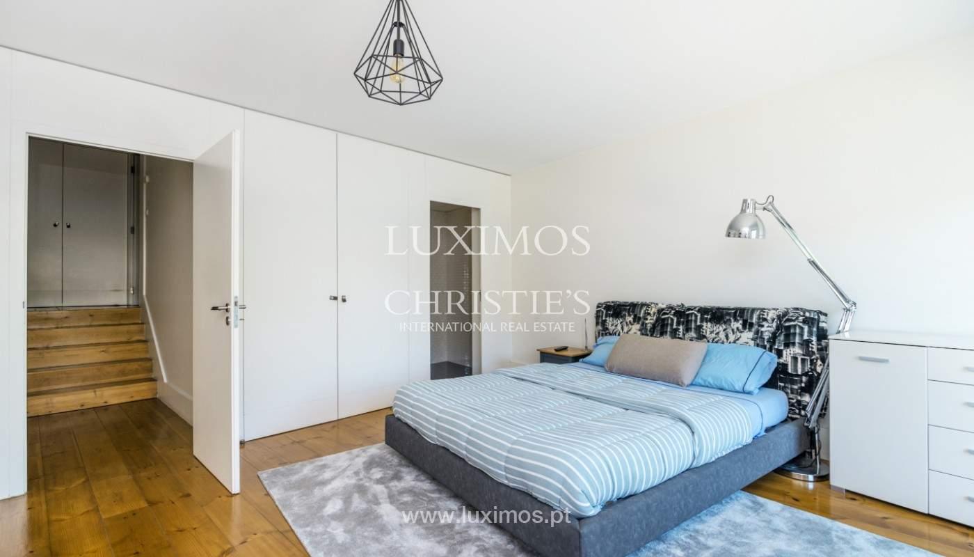 Appartement duplex sur la 1ère ligne de la rivière, V. N. Gaia, Portugal_147568