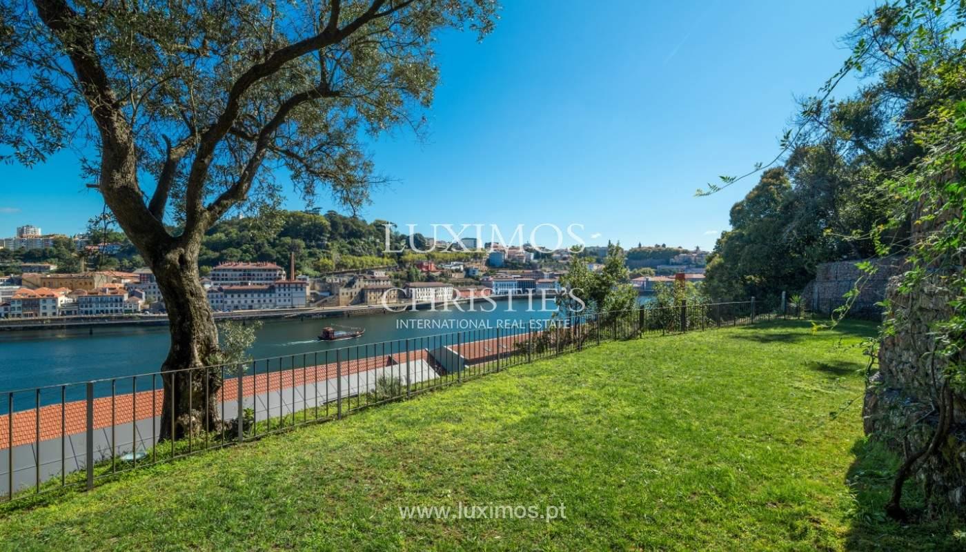Appartement duplex sur la 1ère ligne de la rivière, V. N. Gaia, Portugal_147571
