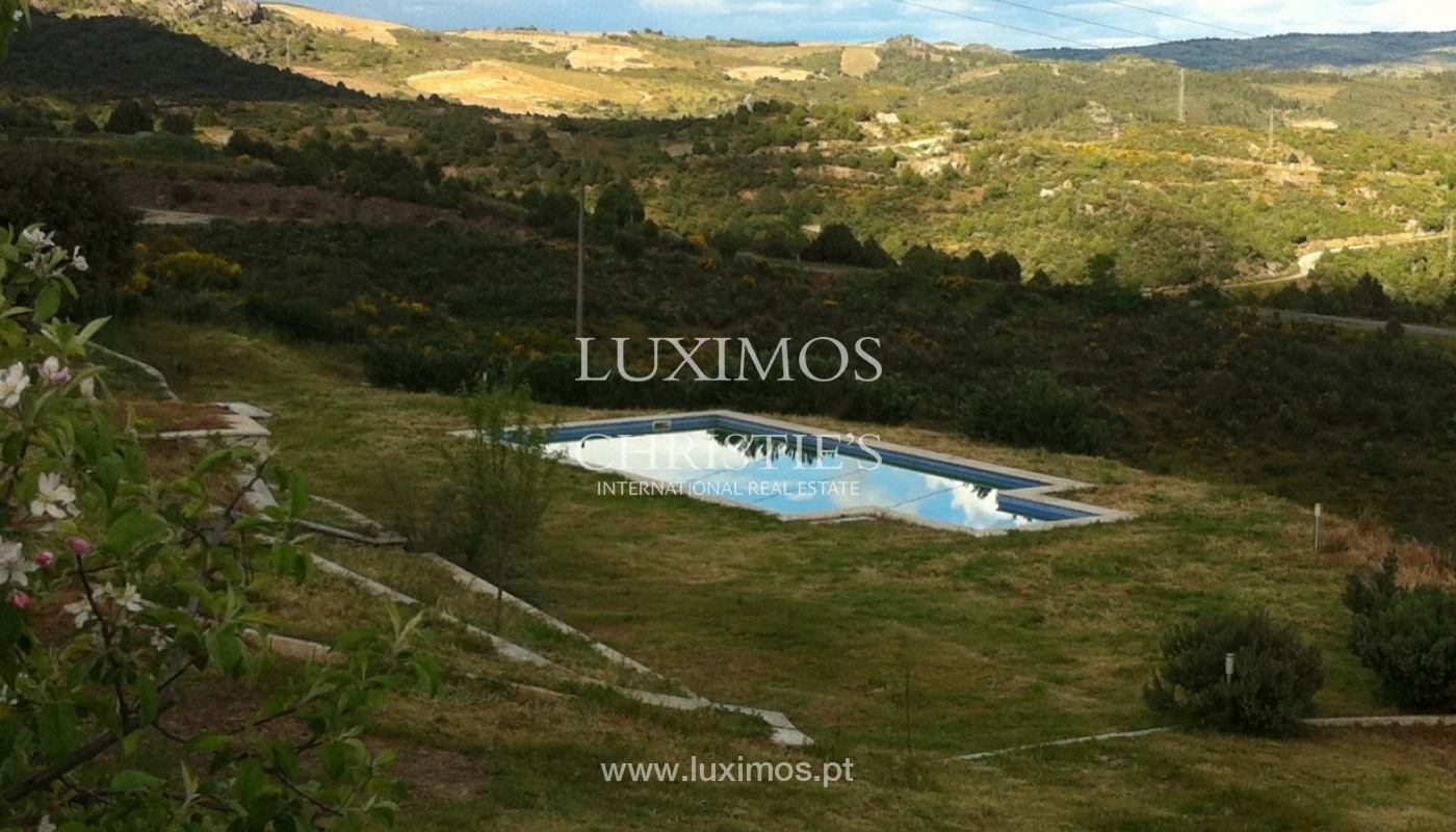 Resort with river and mountain views, Bemposta, Portugal_14761