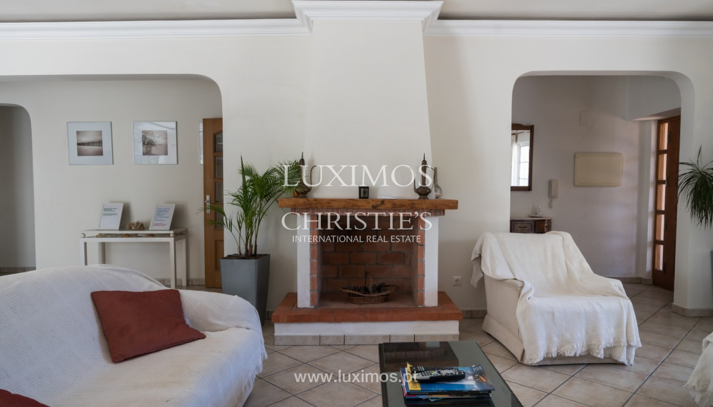 Villa with 4 bedrooms, with pool, for sale, Almancil, Algarve_147664