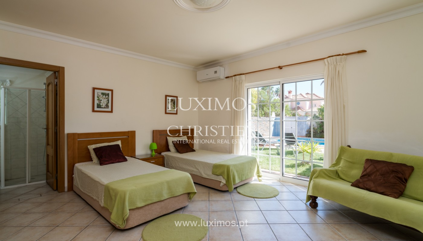 Villa with 4 bedrooms, with pool, for sale, Almancil, Algarve_147666