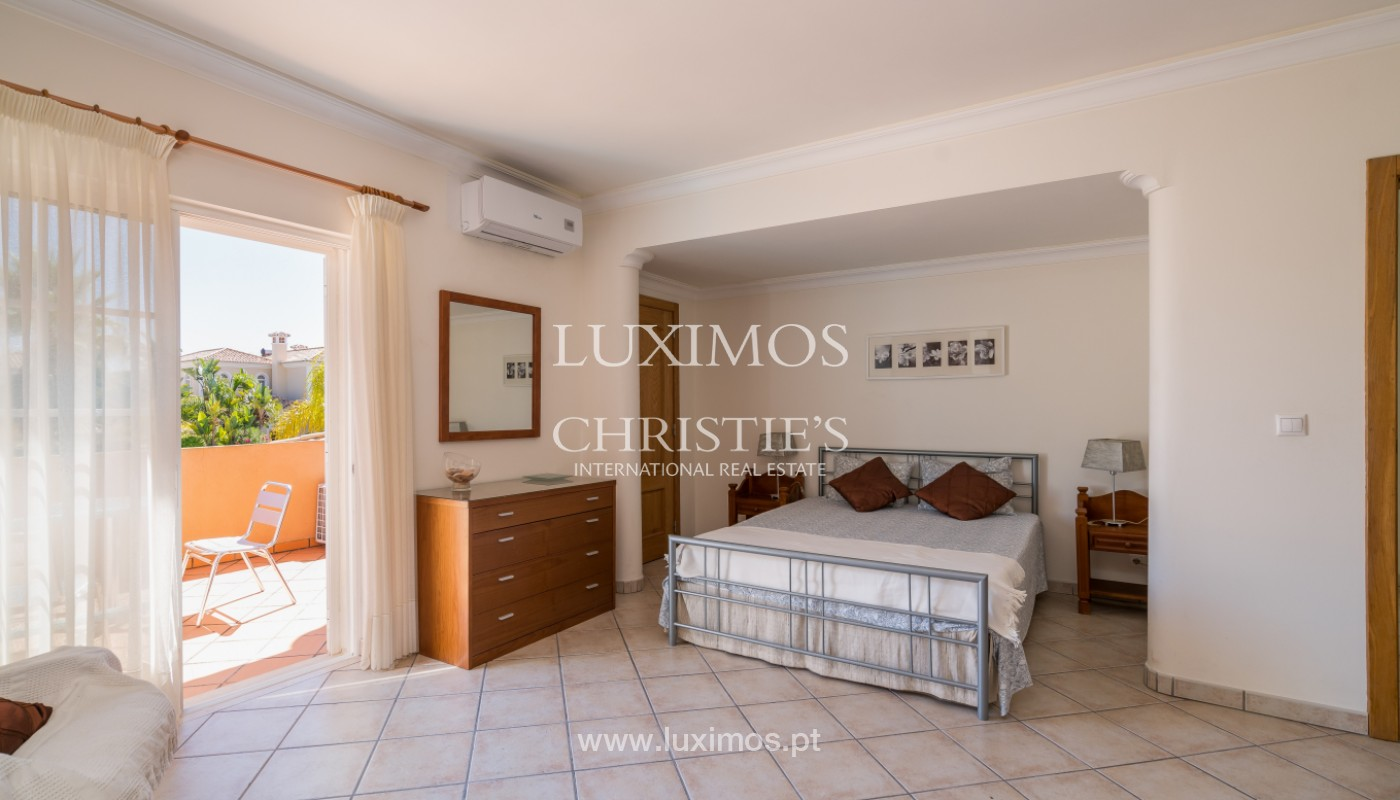 Villa with 4 bedrooms, with pool, for sale, Almancil, Algarve_147680