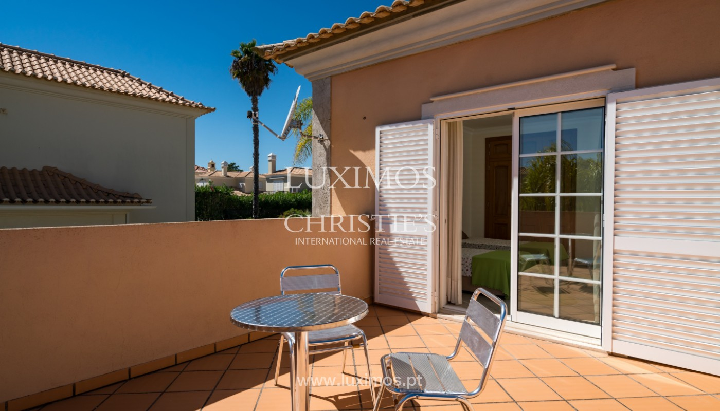 Villa with 4 bedrooms, with pool, for sale, Almancil, Algarve_147689