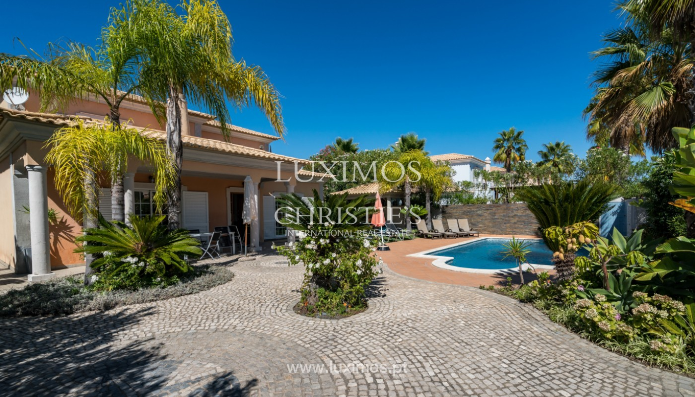 Villa with 4 bedrooms, with pool, for sale, Almancil, Algarve_147692