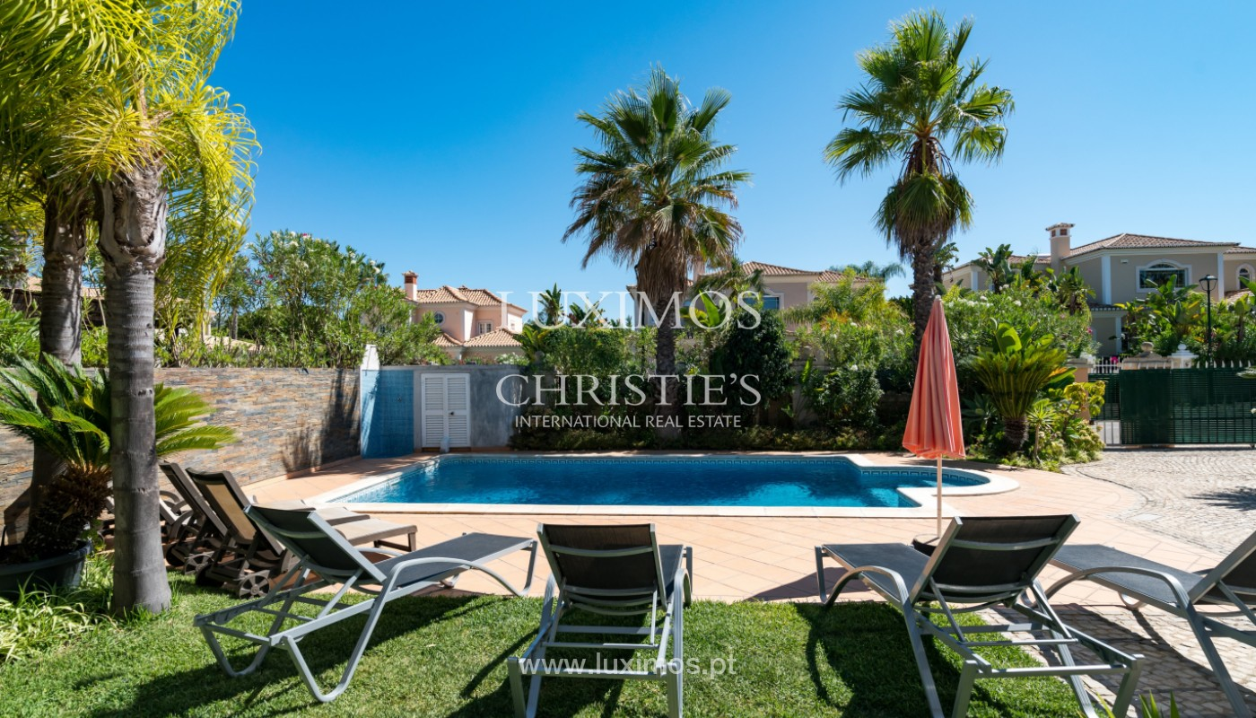 Villa with 4 bedrooms, with pool, for sale, Almancil, Algarve_147693