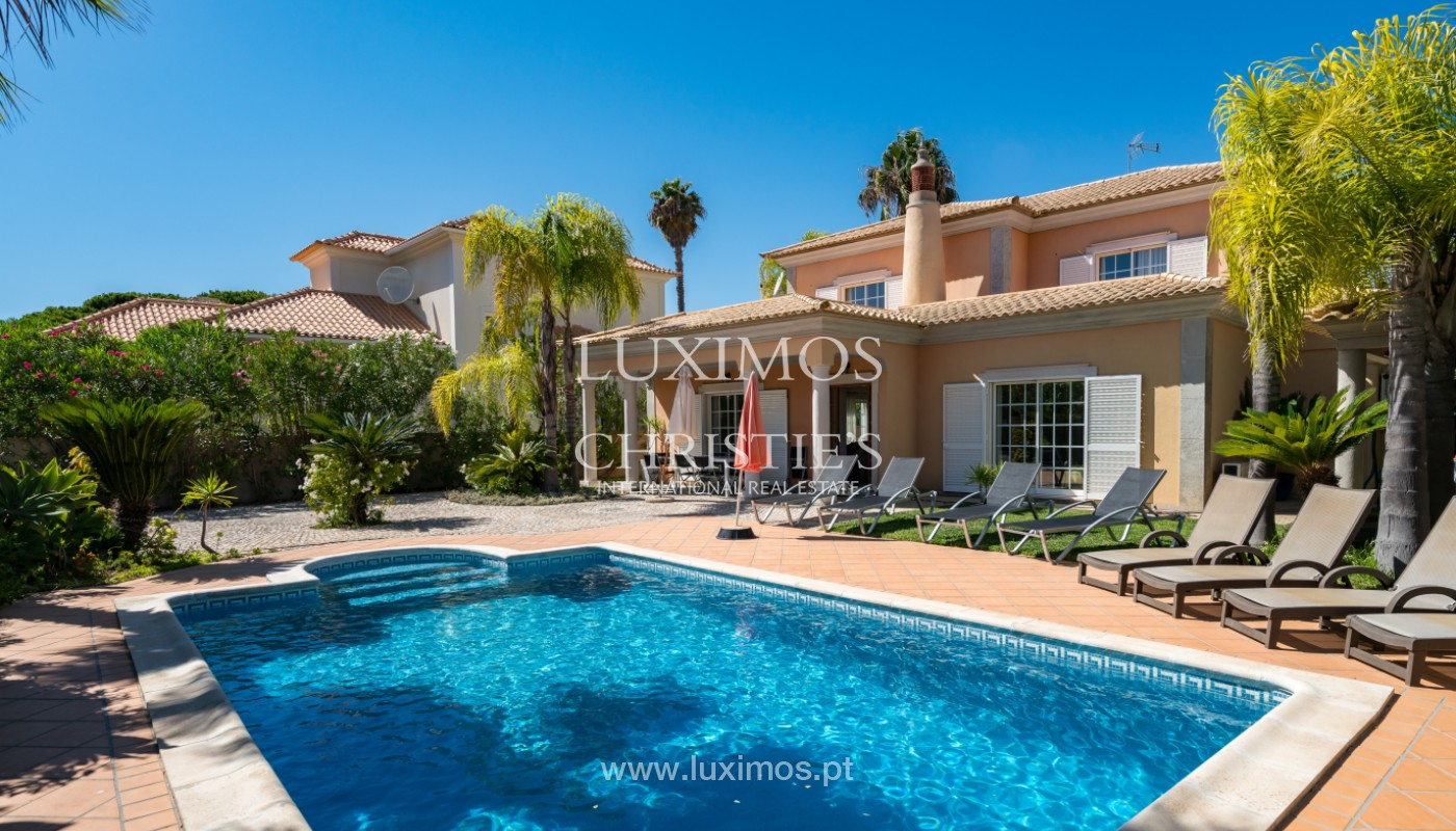 Villa with 4 bedrooms, with pool, for sale, Almancil, Algarve_147694