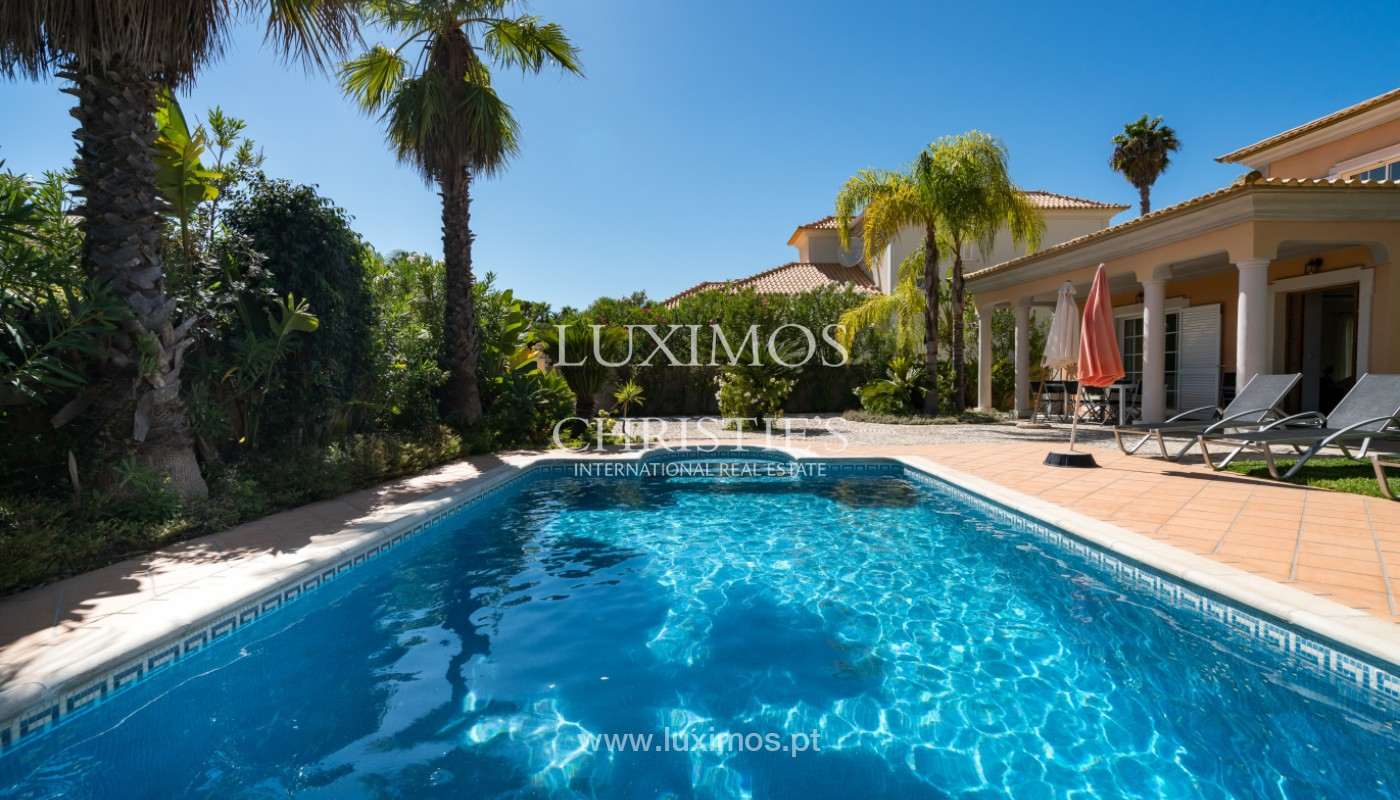 Villa with 4 bedrooms, with pool, for sale, Almancil, Algarve_147695