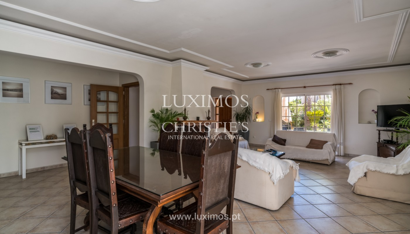 Villa with 4 bedrooms, with pool, for sale, Almancil, Algarve_147701