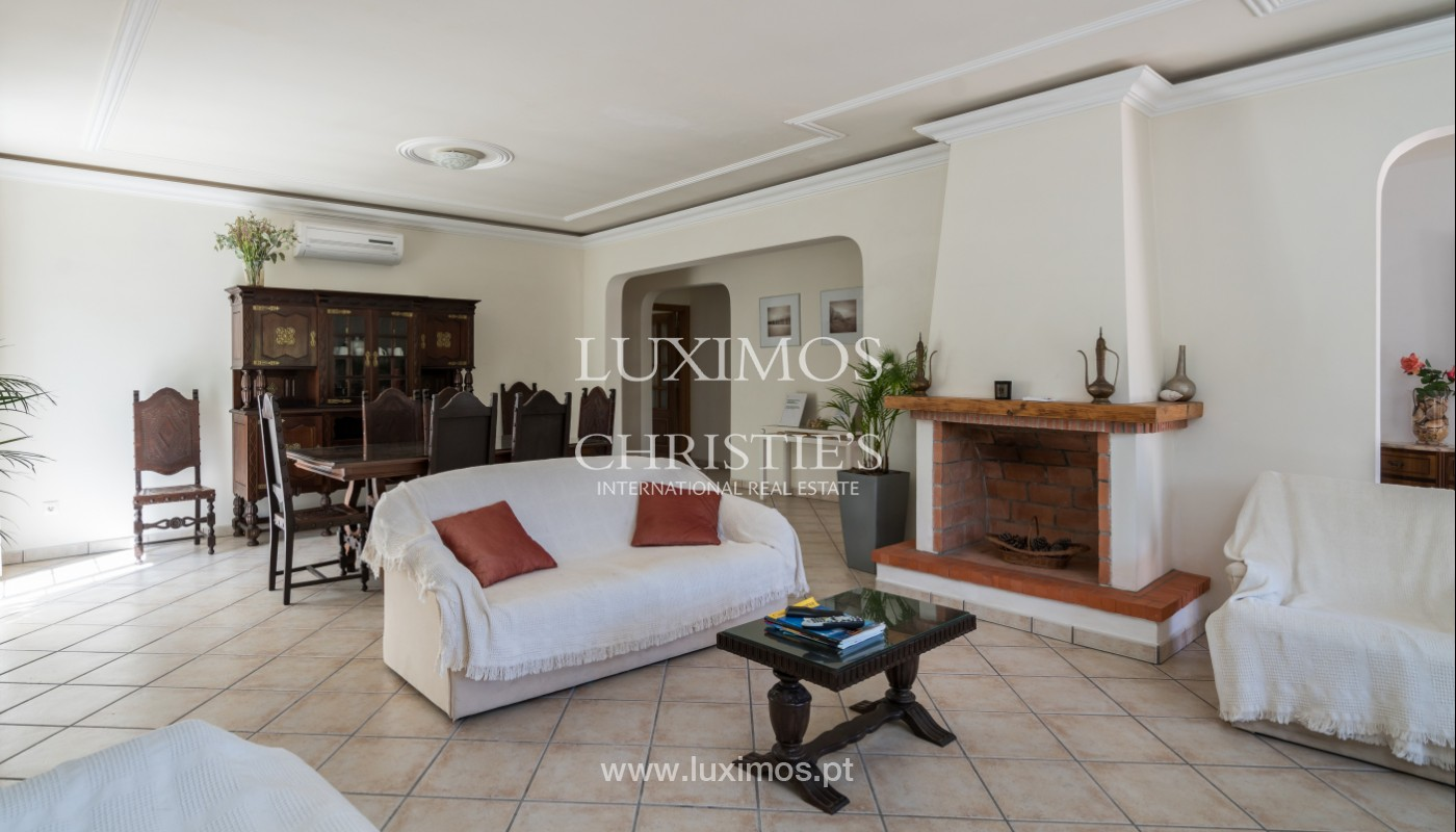 Villa with 4 bedrooms, with pool, for sale, Almancil, Algarve_147702