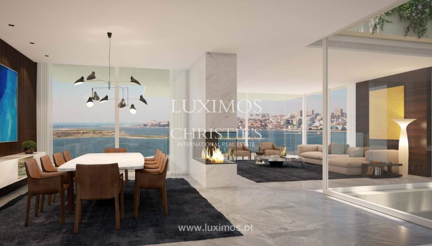 River Villa: Plot of land, in exclusive condominium, V. N. Gaia, Portugal_147843