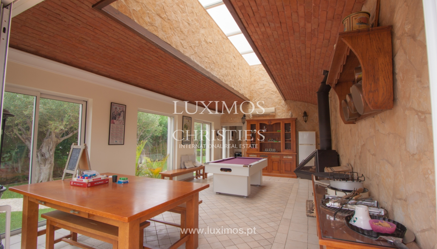 Modern V6 Villa,with swimming pool and mini golfe, Lagos, Algarve_148383
