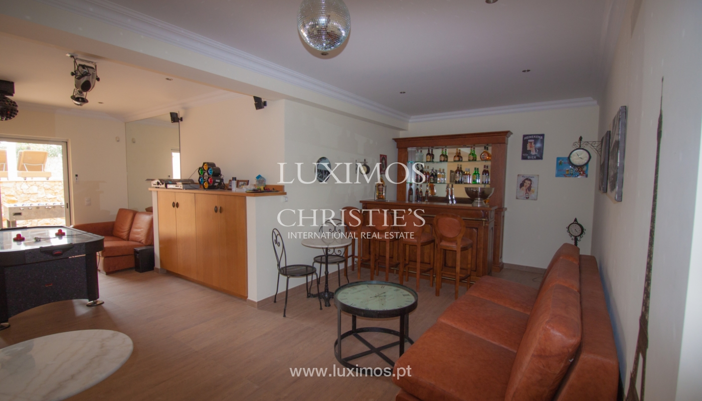 Modern V6 Villa,with swimming pool and mini golfe, Lagos, Algarve_148386