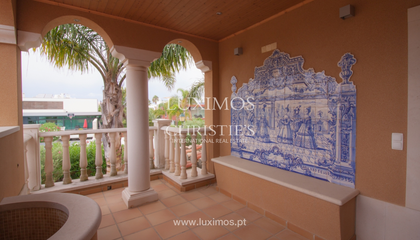 Modern V6 Villa,with swimming pool and mini golfe, Lagos, Algarve_148399
