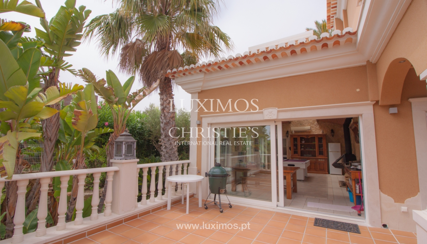 Modern V6 Villa,with swimming pool and mini golfe, Lagos, Algarve_148412