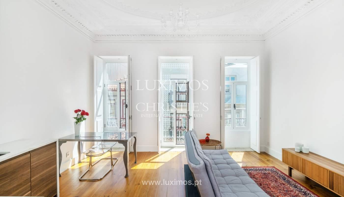 Venda de apartamento remodelado, no Centro do Porto_148670