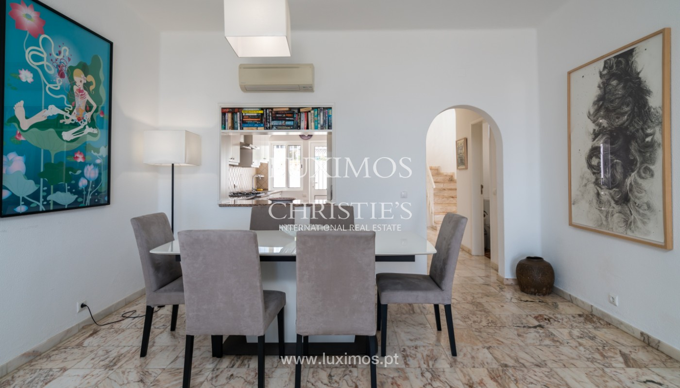 Luxury 3 bedroom villa, with swimming pool, for sale, Vale do Lobo, Algarve_148682