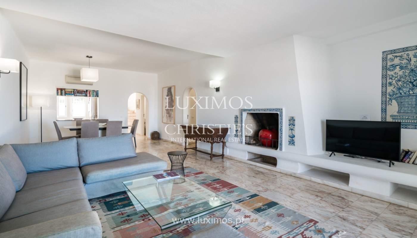 Luxuosa moradia V3, com piscina, para venda, Vale do Lobo, Algarve_148684