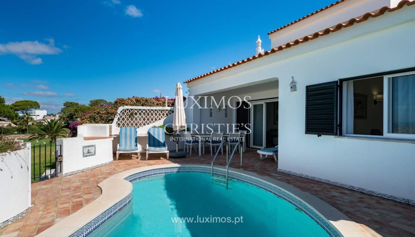 Luxuosa moradia V3, com piscina, para venda, Vale do Lobo, Algarve_148688
