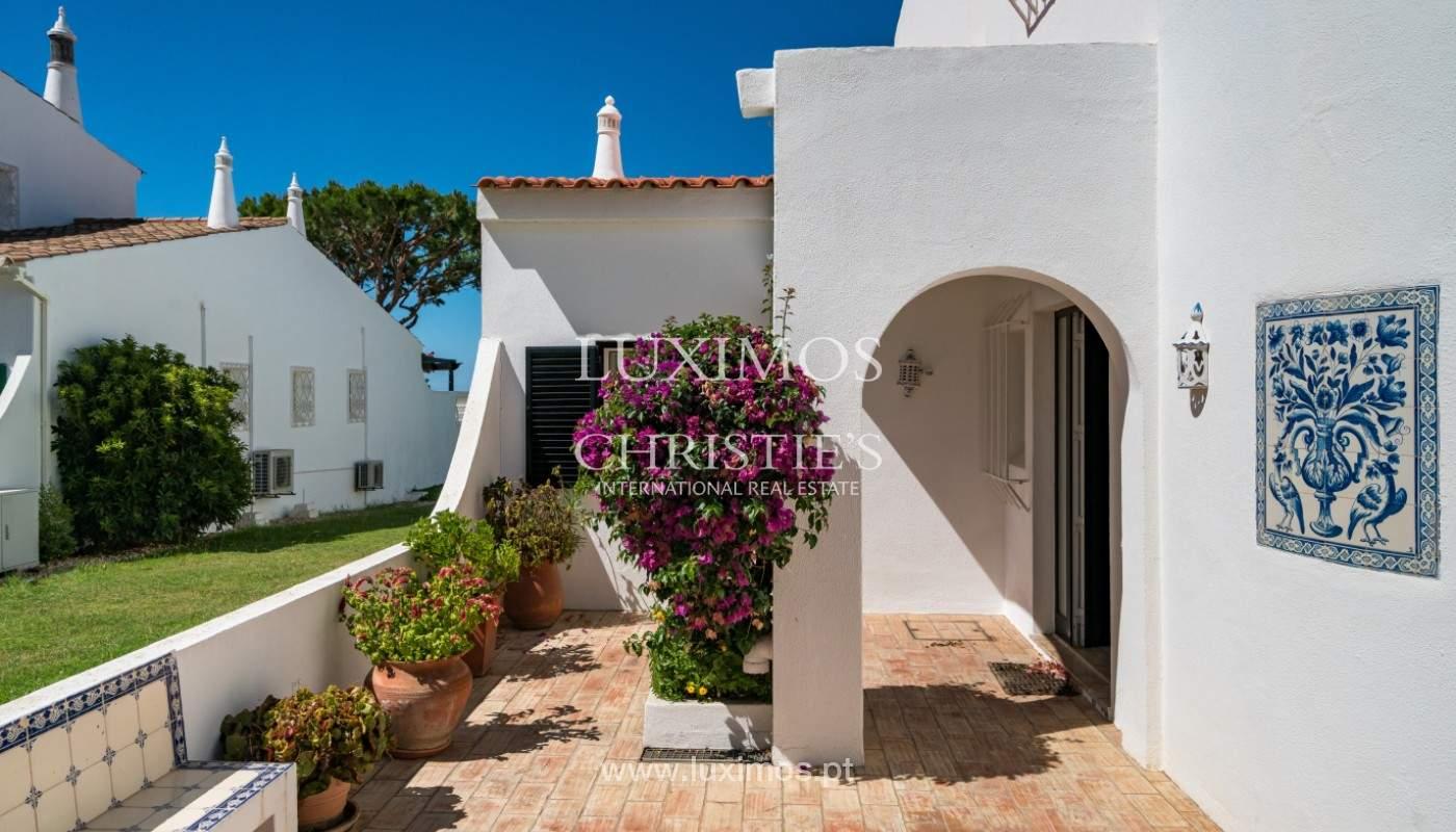 Luxuosa moradia V3, com piscina, para venda, Vale do Lobo, Algarve_148724