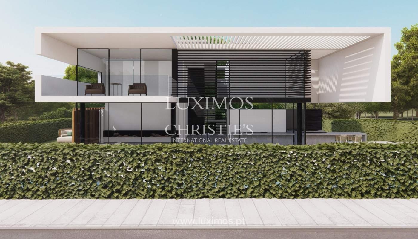 Villa moderne de 4 chambres à vendre, avec piscine, Vale do Lobo, Algarve_148742
