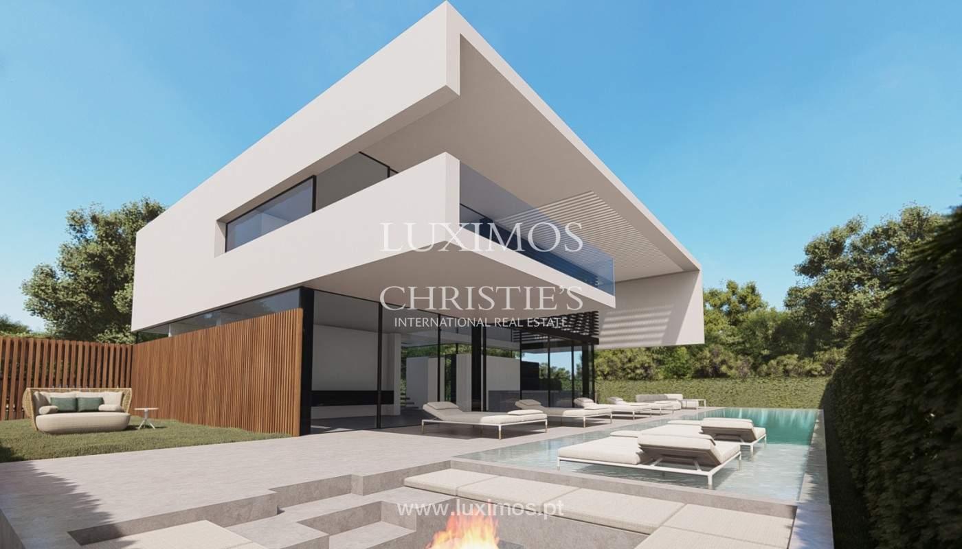 Villa moderne de 4 chambres à vendre, avec piscine, Vale do Lobo, Algarve_148743