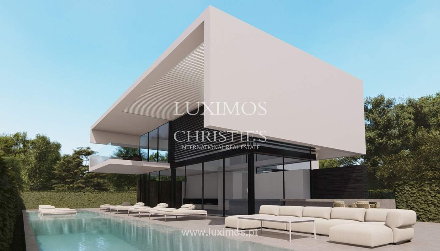 Villa moderne de 4 chambres à vendre, avec piscine, Vale do Lobo, Algarve_148744