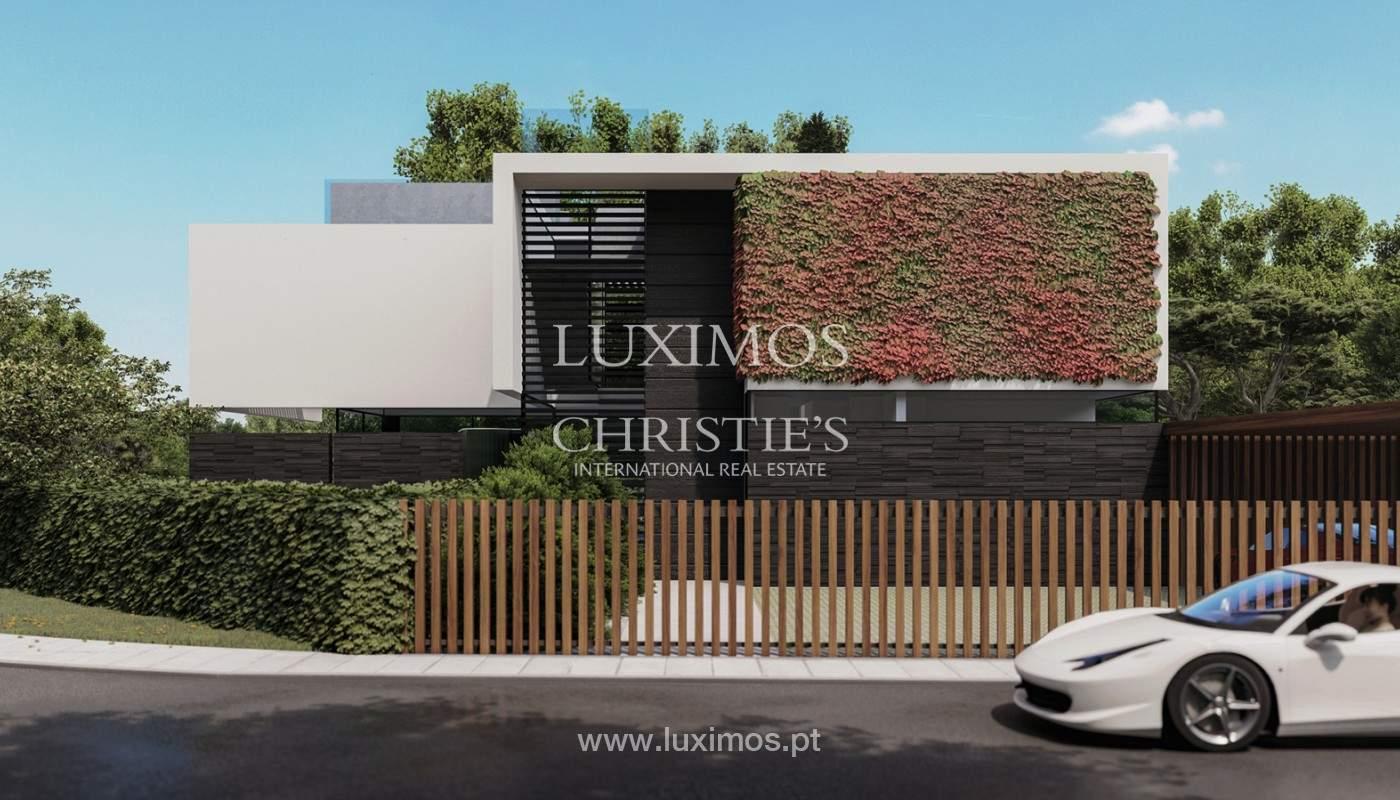 Modern 4 bedroom villa, with swimming pool, Vale do Lobo, Algarve_148745