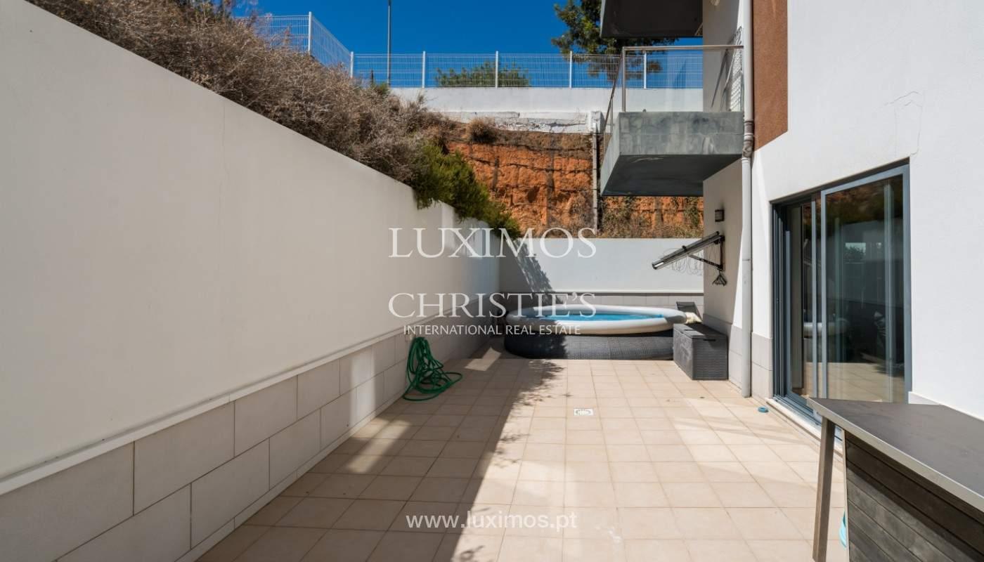 Apartamento de 3 habitaciones, con gran terraza, Faro, Algarve_148754