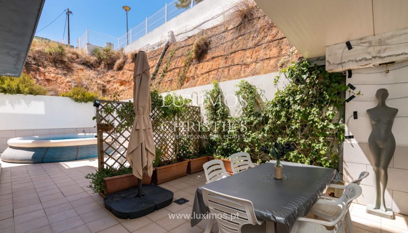 Apartamento de 3 habitaciones, con gran terraza, Faro, Algarve_148764