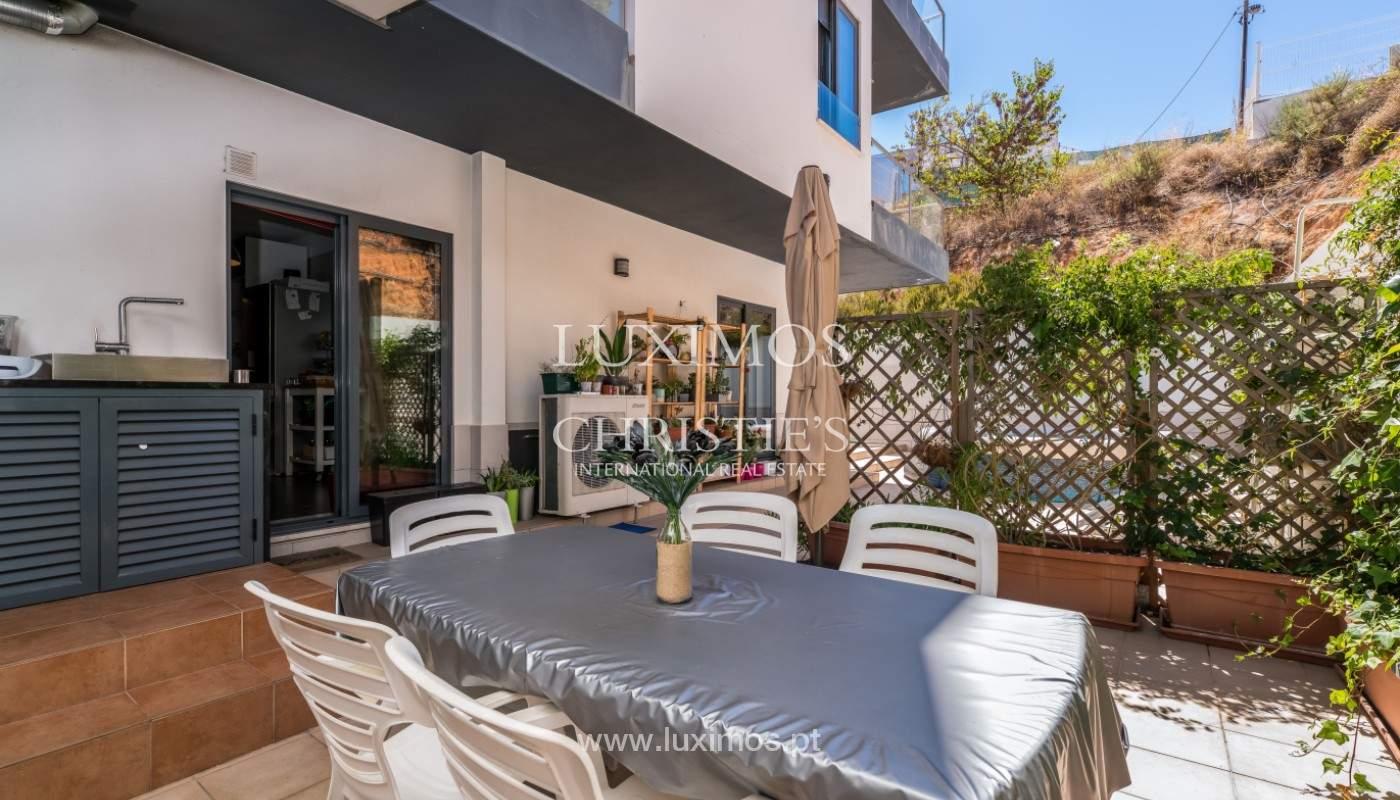 Apartamento de 3 habitaciones, con gran terraza, Faro, Algarve_148765