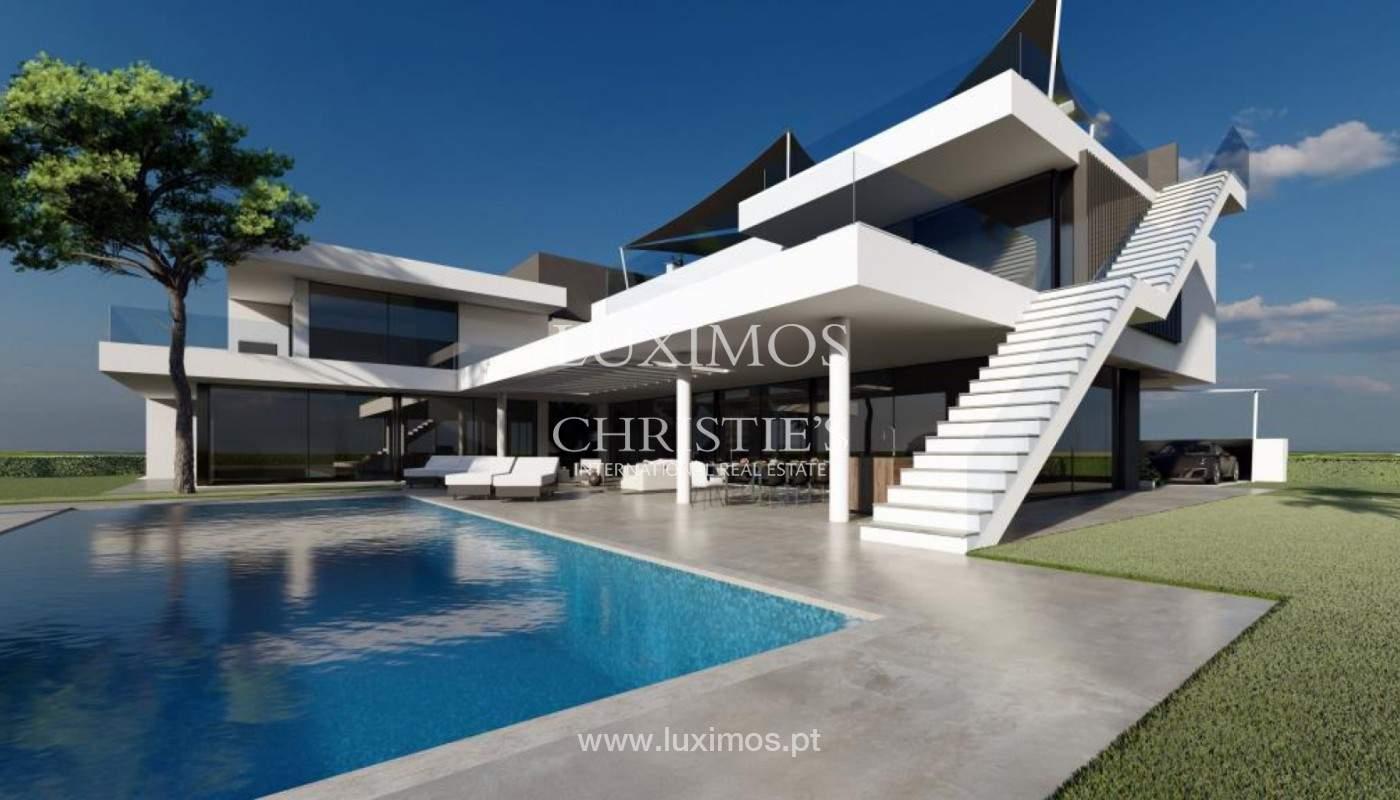Moderna moradia V5, em construção, Quinta do Lago, Algarve_148772