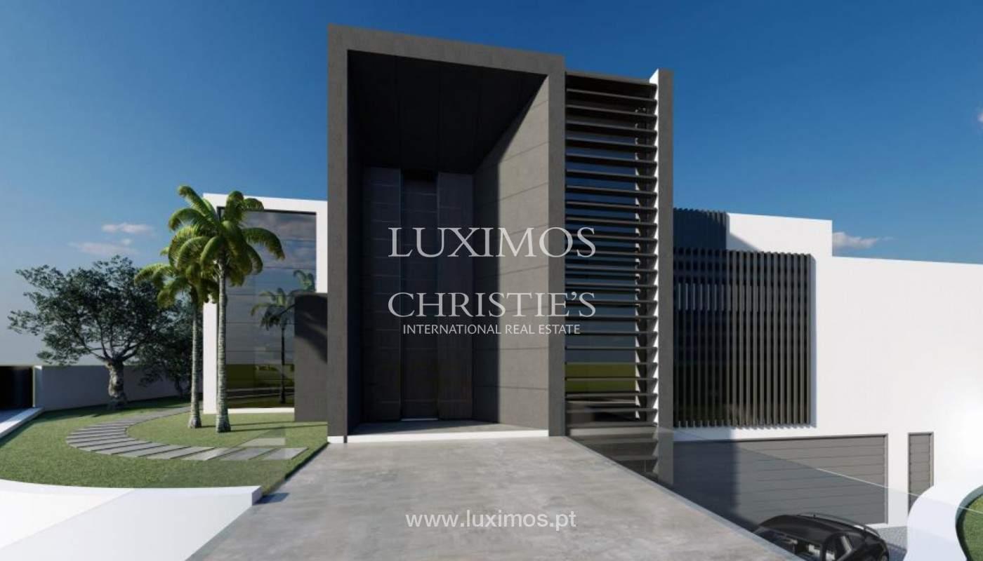 Moderna moradia V5, em construção, Quinta do Lago, Algarve_148774