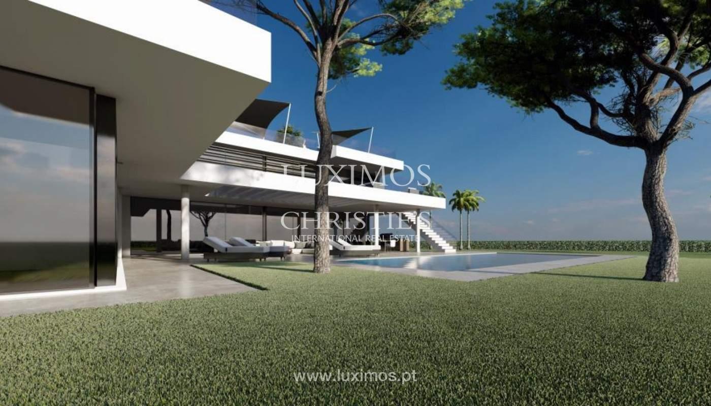 Moderna moradia V5, em construção, Quinta do Lago, Algarve_148775