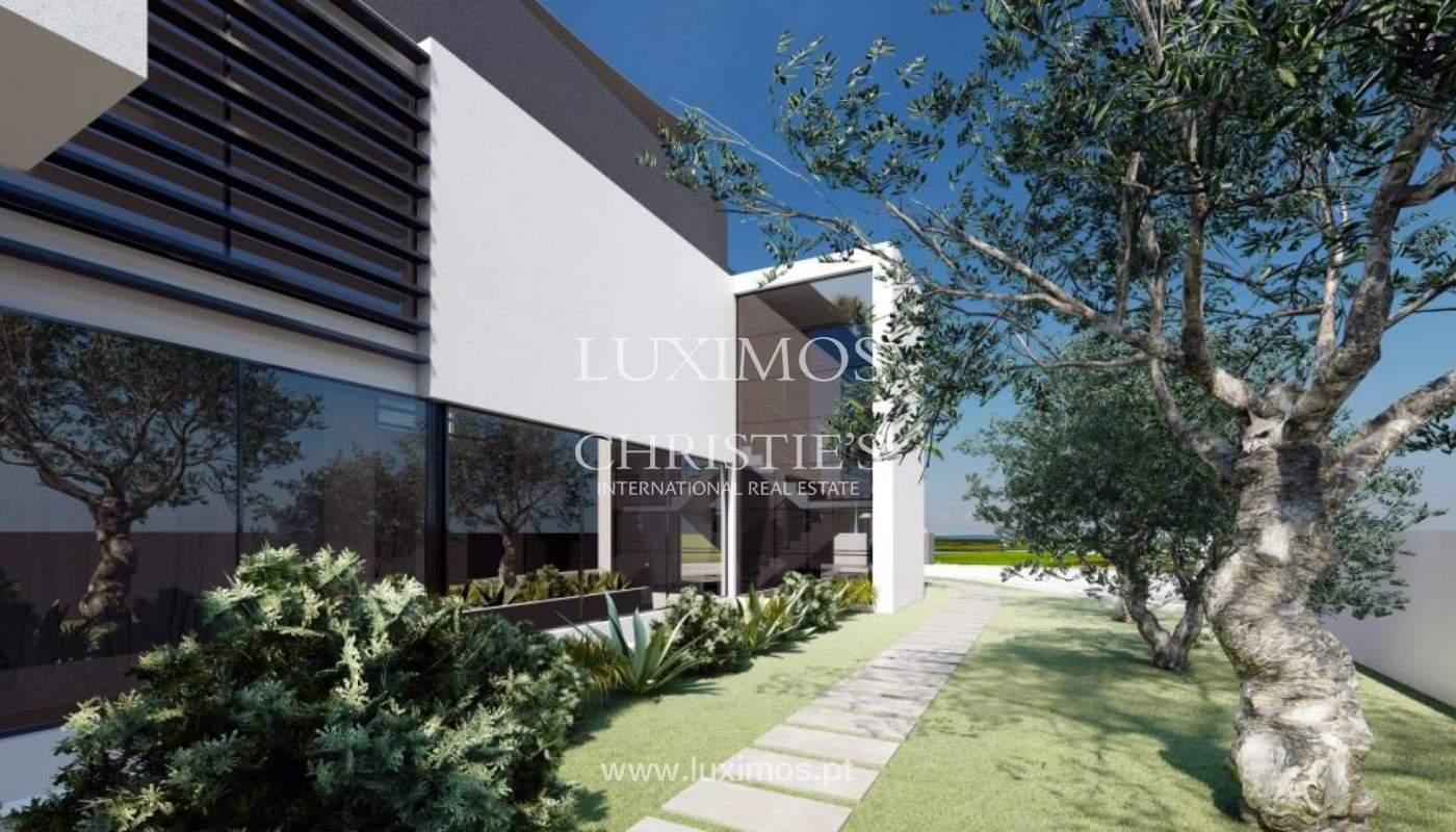 Moderna moradia V5, em construção, Quinta do Lago, Algarve_148777