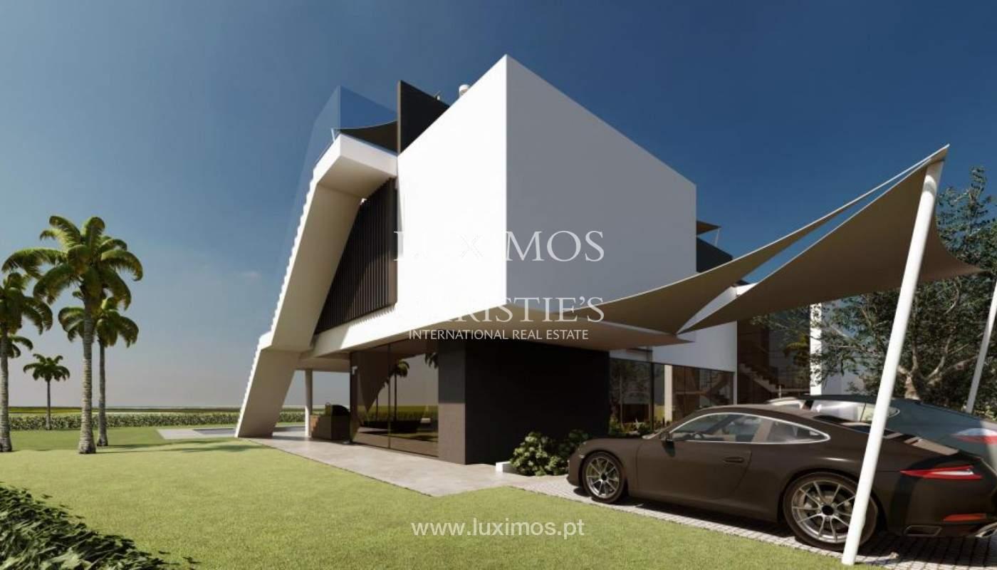 Moderna moradia V5, em construção, Quinta do Lago, Algarve_148780