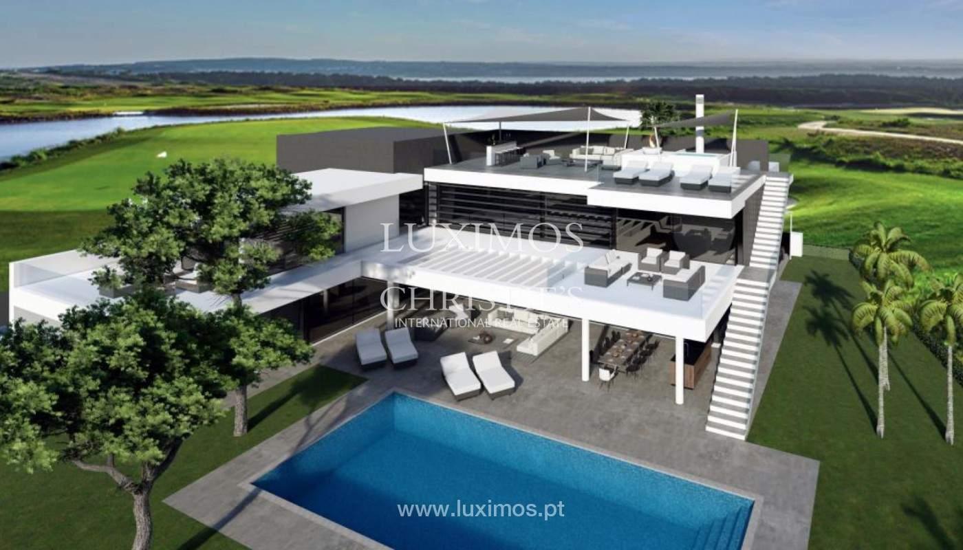 Moderna moradia V5, em construção, Quinta do Lago, Algarve_148782