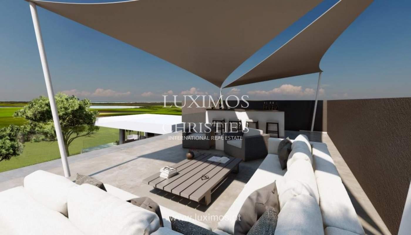 Moderna moradia V5, em construção, Quinta do Lago, Algarve_148784