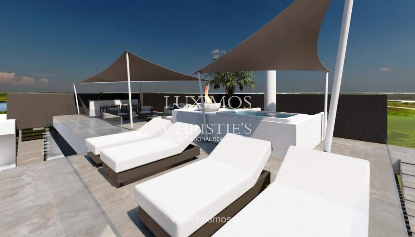 Moderna moradia V5, em construção, Quinta do Lago, Algarve_148785