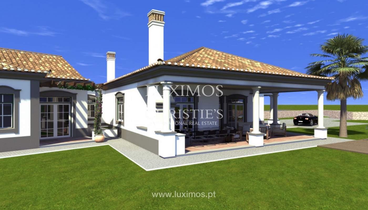 Villa de 4 chambres avec vue sur la mer et la campagne, Boliqueime, Algarve_148787