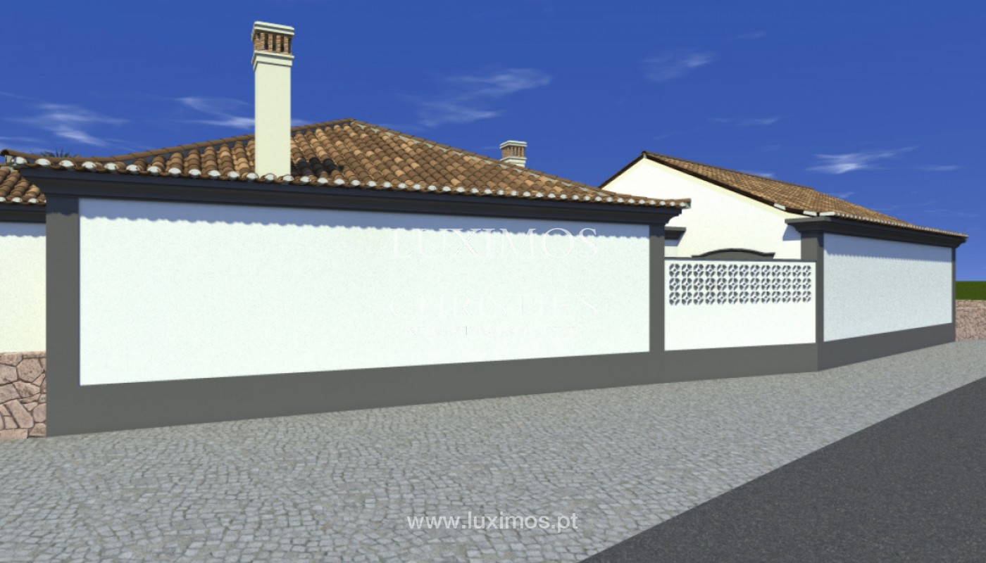 Villa with 4 Bedrooms, with sea and country views, Boliqueime, Algarve_148791