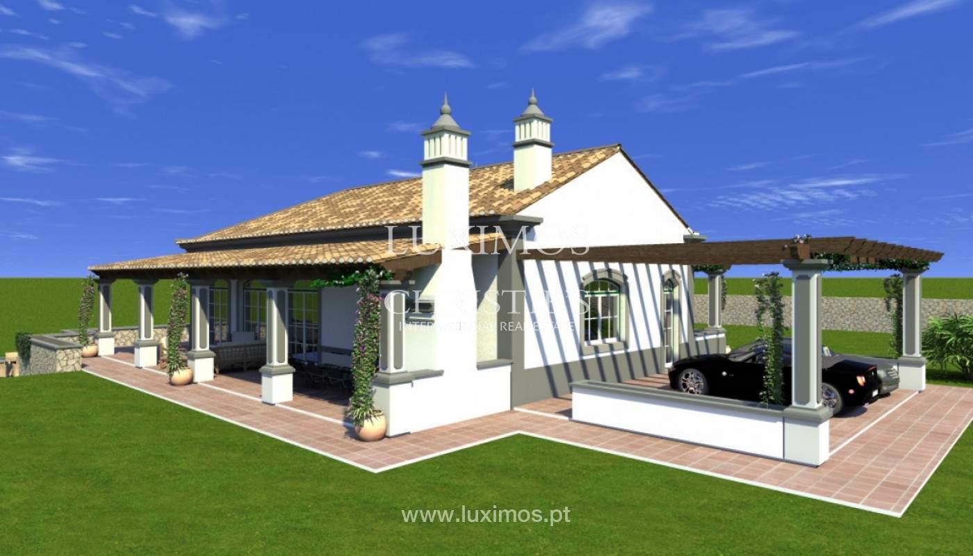 Moradia isolada V4, em construção, Boliqueime, Algarve_148793