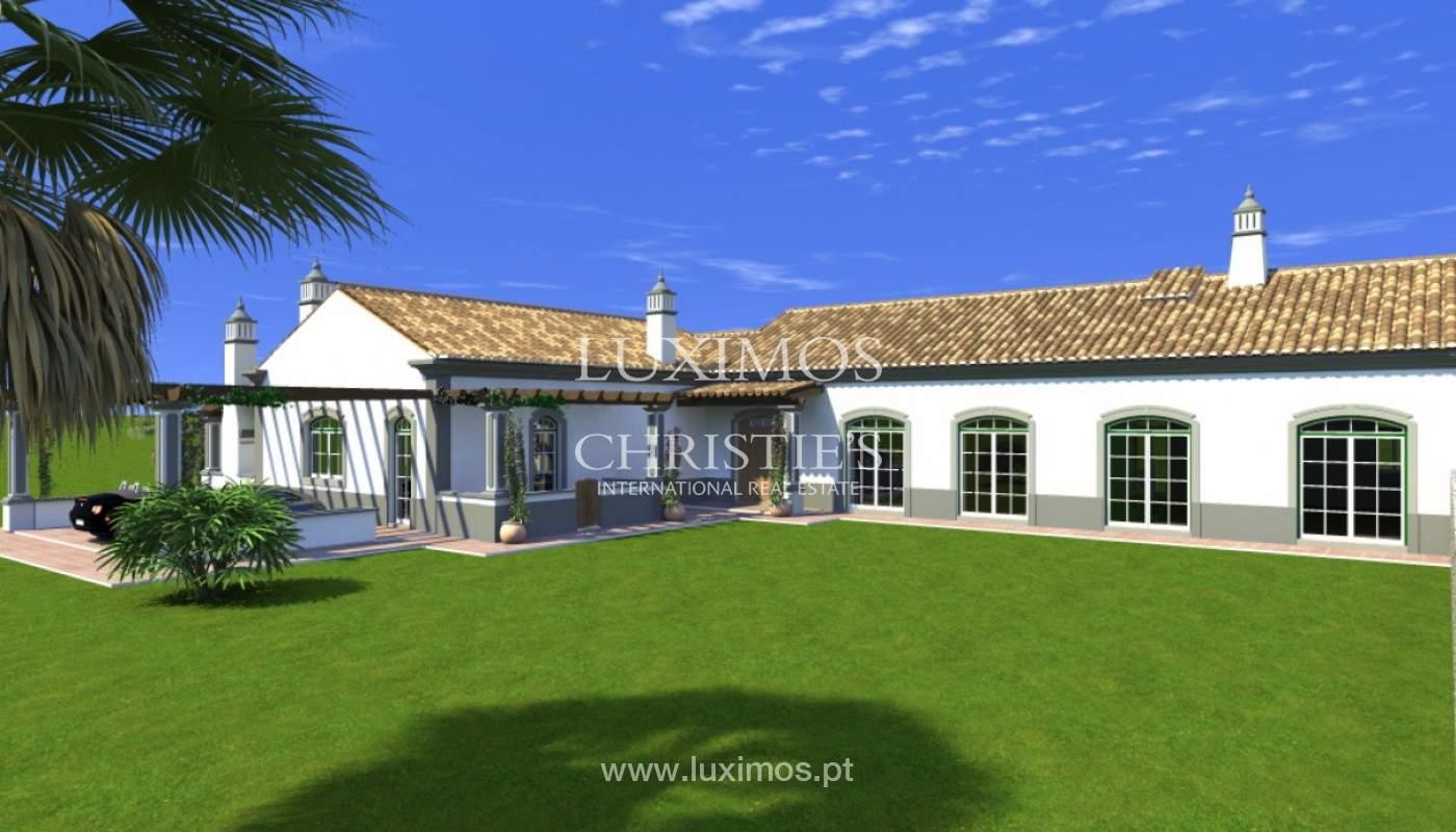 Moradia isolada V4, em construção, Boliqueime, Algarve_148794