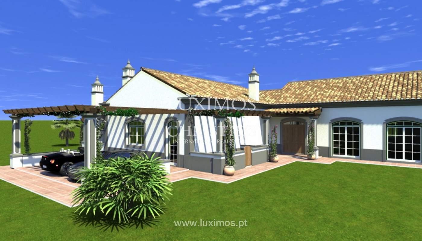 Moradia isolada V4, em construção, Boliqueime, Algarve_148795