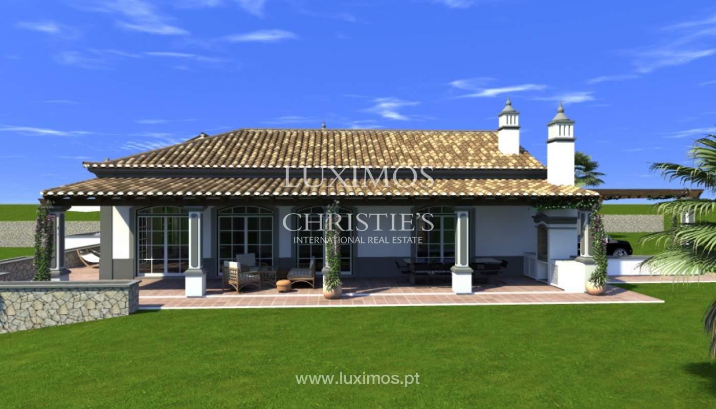 Moradia isolada V4, em construção, Boliqueime, Algarve_148796