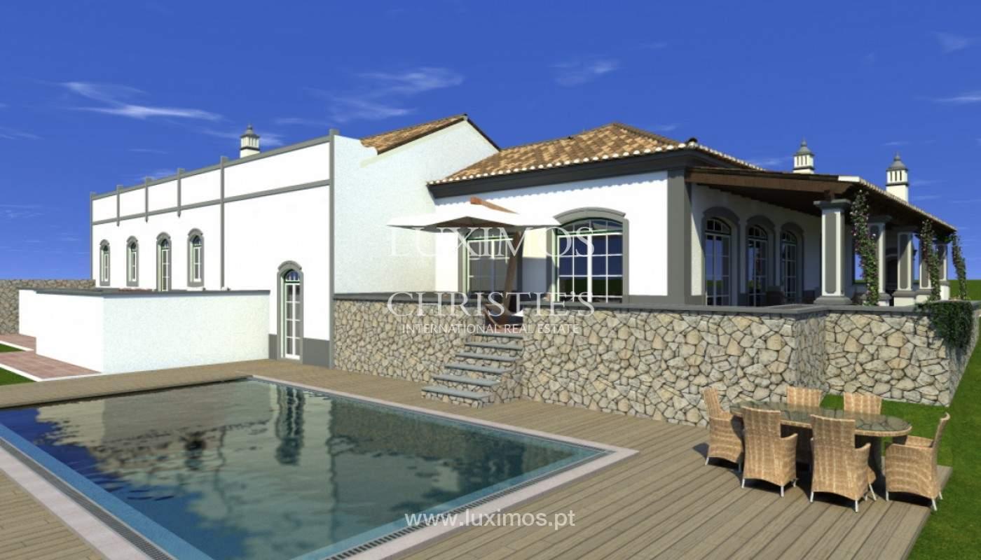 Moradia isolada V4, em construção, Boliqueime, Algarve_148797