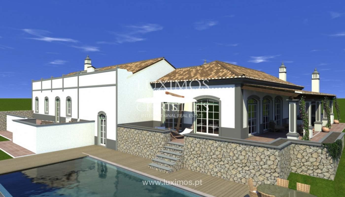 Moradia isolada V4, em construção, Boliqueime, Algarve_148798